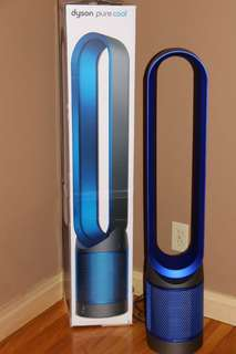 Dyson fan with purifier