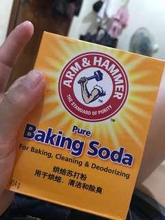 Pure baking soda
