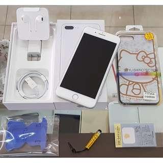 *典藏奇機*超優質美機-Apple iPhone 8 Plus 64GB 5.5吋 白色