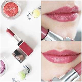 Clinique Lip Colour + Primer (14 Plum Pop)