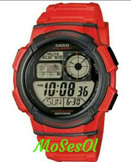 Jam Casio Original