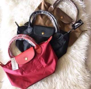 Readystock Longchamp Neo Handbag #ramadan50