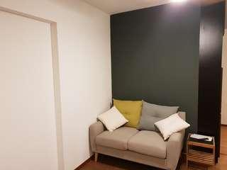Tiong bahru - common room