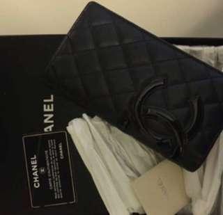 Chanel Cambon Wallet