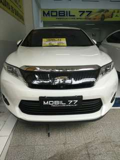 Toyota HARRIER 2.0 PREMIUM sound