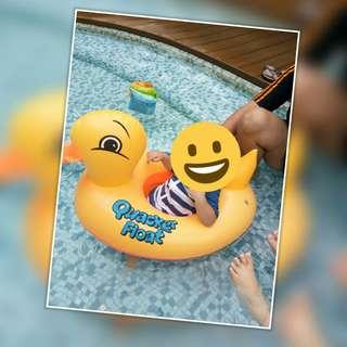 Duck float