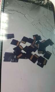TF卡(5.7G)一片50元