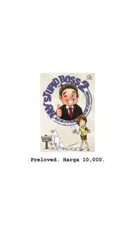 My Stupid Boss Vol 2 10 rb only