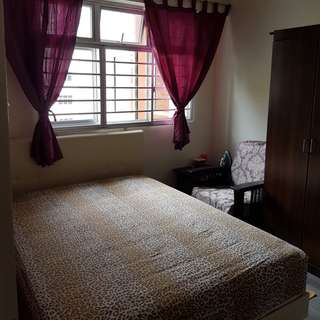 Master Bedroom Blk 694C Woodlands