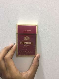 Kotak Dunhill 7