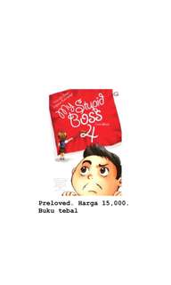 My Stupid Boss 4 harga 15 rb