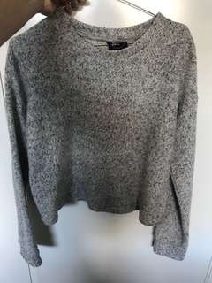 All About Eve grey jumper