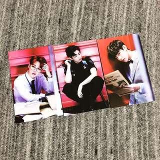 BTS 防彈少年團 YOUNG FOREVER 初回 限定 官方 DOPE 小卡 智旻 JIMIN 柾國 泰亨