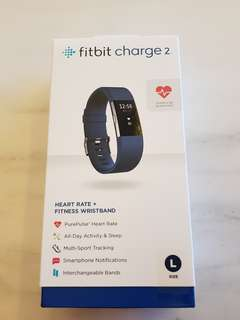 Fitbit Charge 2 (blue)