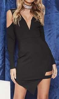 Brand new street heart black dress