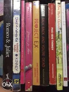 25 Books // ₱50 each