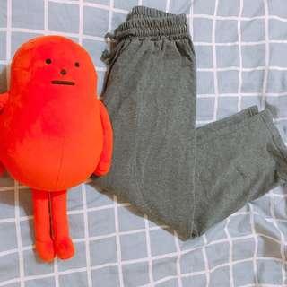 Lulus 可愛鬆緊寬褲
