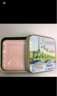 法國直送-手作香皂