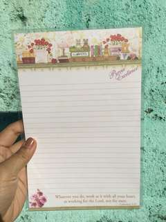 Cute Note Pad