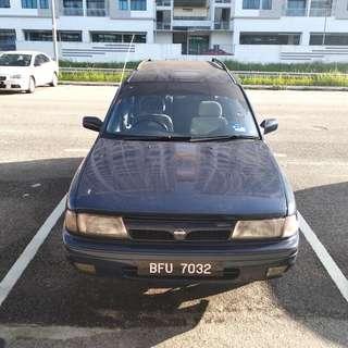 2000 Nissan AD Resort 1.6 (M)