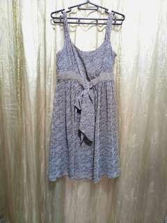 HOHO優質雪紡紗洋裝 M✨特價