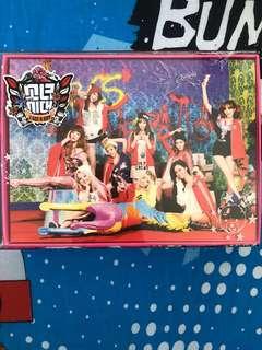 Girls' Generation-The Boys