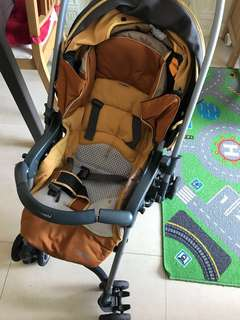 Free Combi used stroller