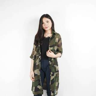 Army Long Outer