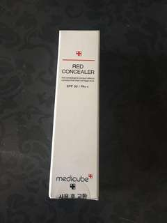 Sealed Instock authentic medicube korea red concealer shade 21