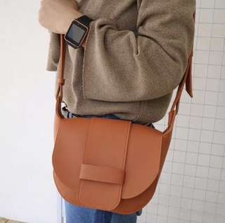 Sling Bag DD (Tan)