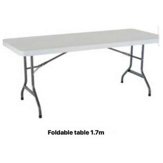 Rental: Foldable table - Dessert Table Props Rentals OR Set up Service available