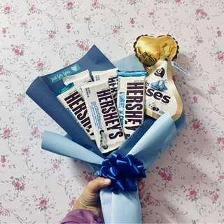 Hershey Chocolate Bouquet