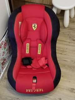 8成半新 Ferrari Car Seat 法拉利