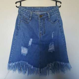 Frilly Maong Skirt