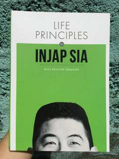 Life Principles by Injap Sia