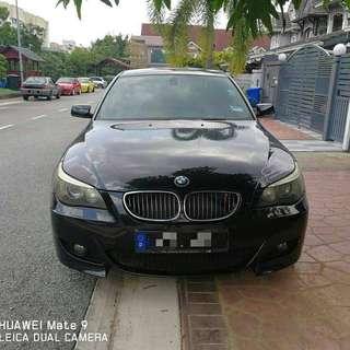 BMW E60 525I M.SPORT SAMBUNG BAYAR