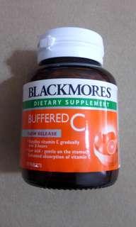 【全新】Blackmores Buffered C Slow Release 緩釋維他命C (到期日:2019/05) dietary supplement vitamin 維生素 膳食補充劑 健康 飲食 營養補充品