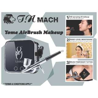 Yome Air Brush Makeup