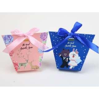 25 pcs Sweet Love Candy Box Design 1