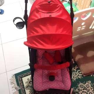 kereta dorong baby, kereta dorong bayi, stroller, strollerbaby