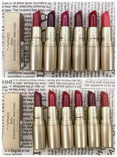 MAC lipstick (not auth)