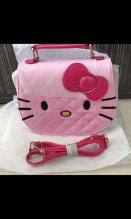 INSTOCKS!  (Brand new in packaging) Hello kitty Hand/Sling Bag!