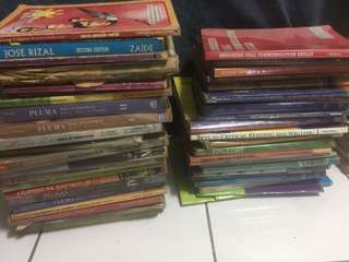 Package Sale Take All 231pcs Books (Random)