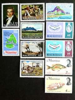 Mauritius stamps#11