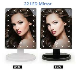 Makeup Mirror 16/22 LED