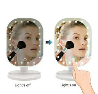 Make Up Mirror 20 LED