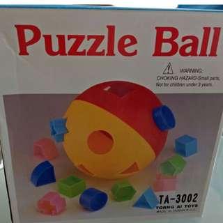 Shape Sorting Ball