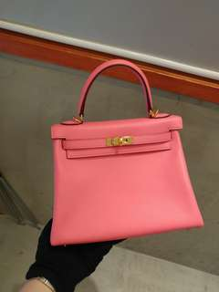 Hermes kelly 25 8w A stamp