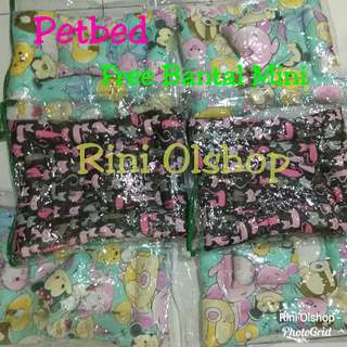 PETBED FREE BANTAL MINI