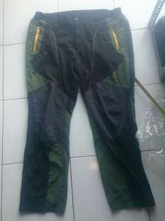 Celana Outdoor Excelsior size 36 not eiger rei consina